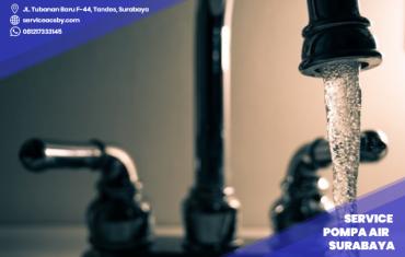 manfaat pompa air