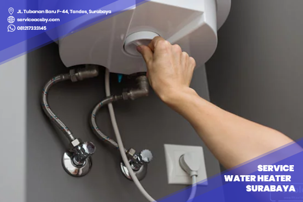 service water heater